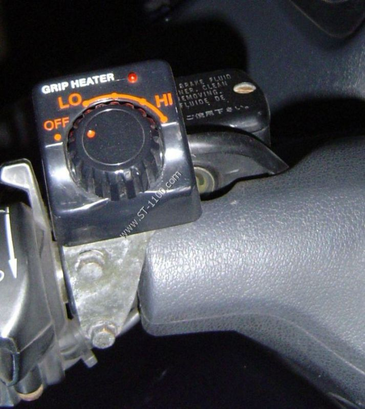 Honda OEM Heated Grip controller