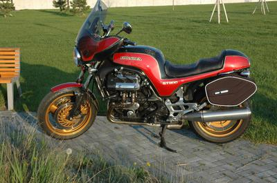My ST1100 after Rebuild