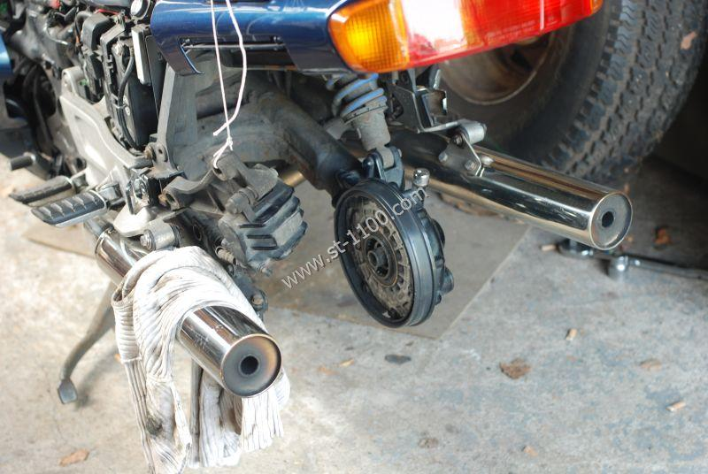Rear Swing Arm ST1100